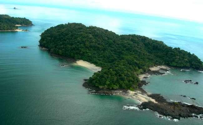 Isla Puerco Panama Central America Private Islands