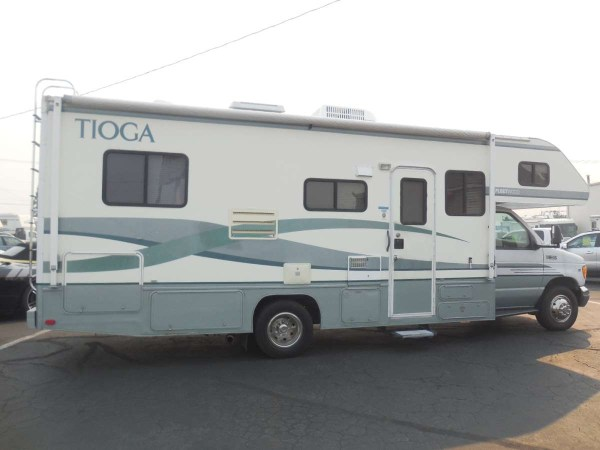 1996 Chevrolet Rv Used Tioga Arrow In - Year of Clean Water