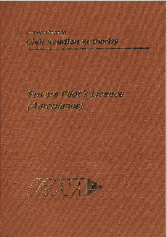 PPL or LAPL - The Private Pilot's Licence Options in the UK