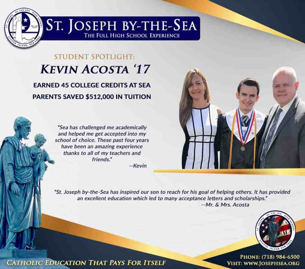 Kevin Acosta'17