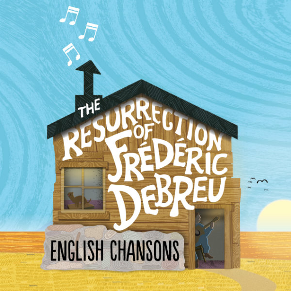 Debreu English Chansons CD cover