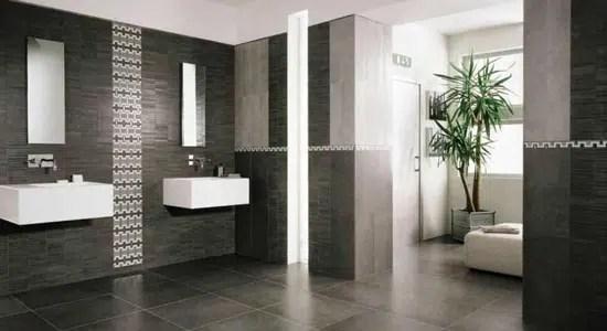 faience de salle de bain moderne