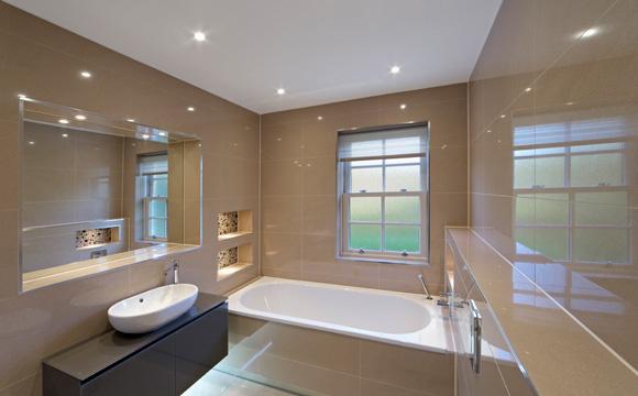 Faux plafond de salle de bain  Bien choisir son plafond