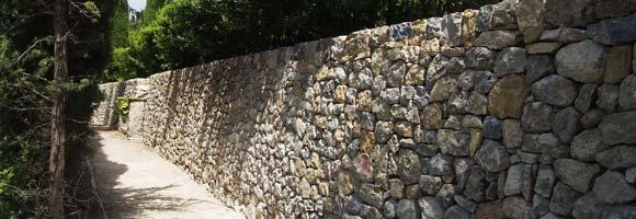 prix d un mur en pierre cout de