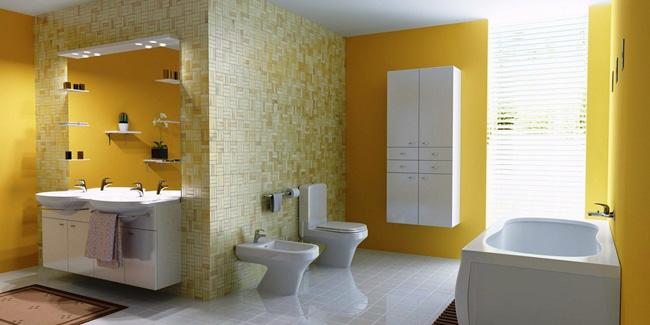 peinture pour la salle de bain