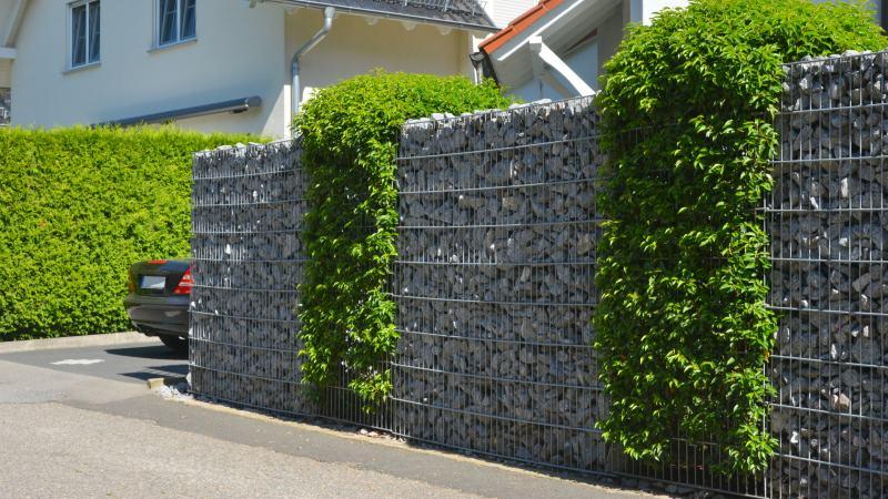 prix d un mur de cloture materiaux a