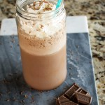 Iced Blended Mocha Frappaccino recipe
