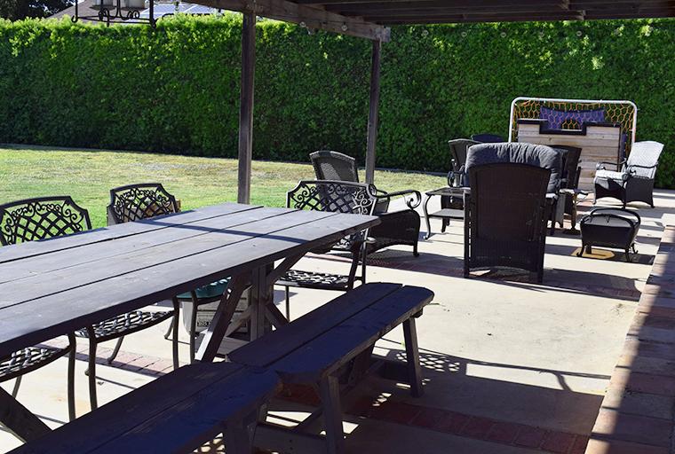 budget patio
