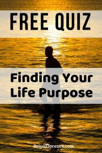 Free Quiz For Finding Your Life Purpose