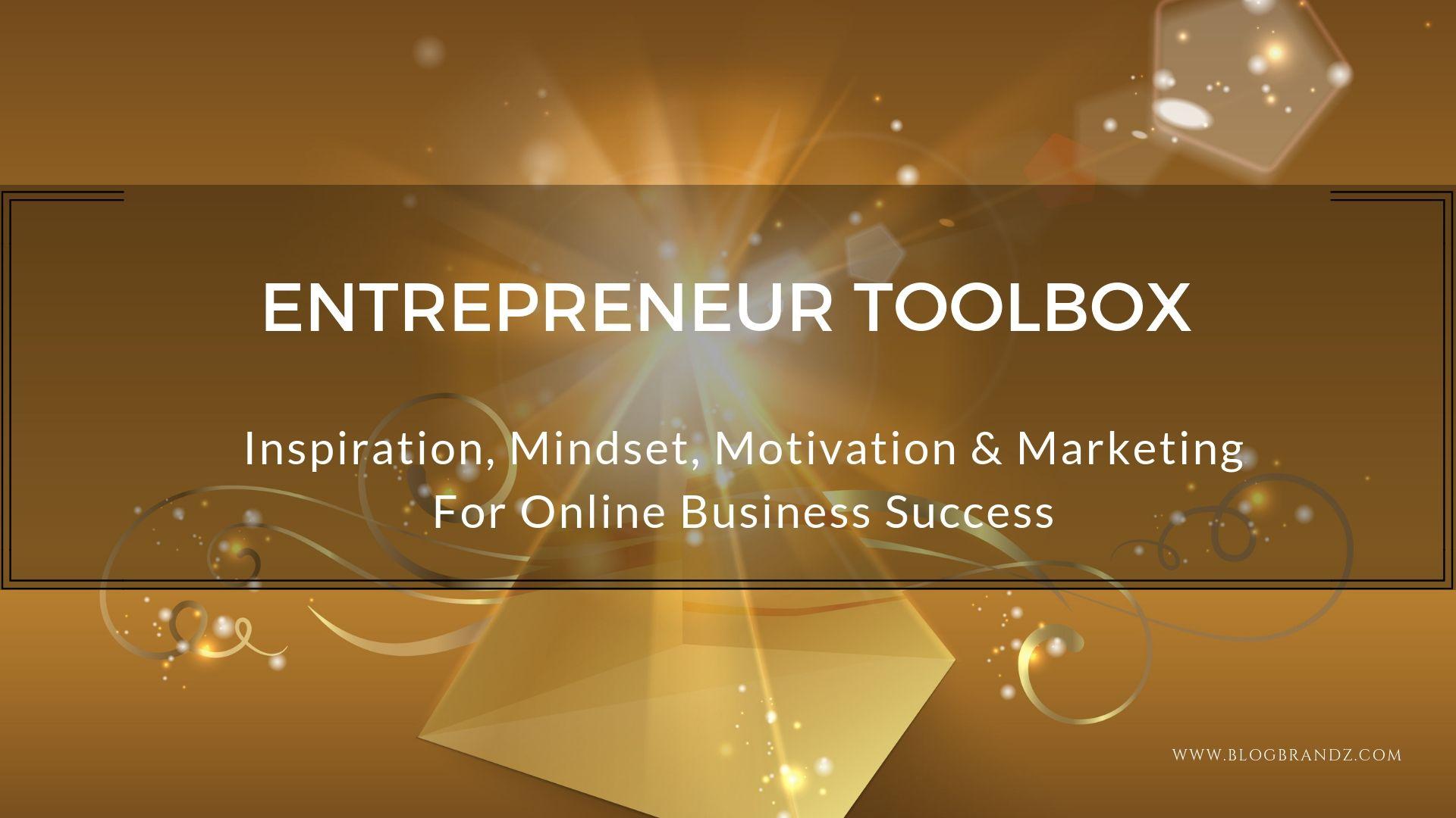 Entrepreneur Toolbox