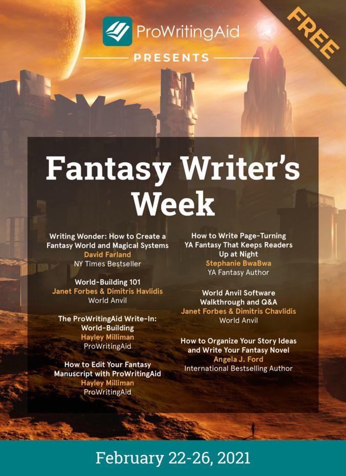 Fantasy Writing Inspiration