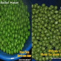 How to Preserve Green peas | How to Store matar | How to Make Frozen Matar