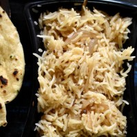 parsi brown rice recipe | how to make parsi style brown pulao recipe | parsi recipes