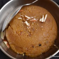 moong dal halwa recipe, how to make gujarati mag ni dal no sheero , mag dal shiro