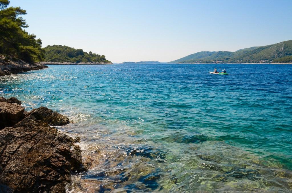 Snorkeling Na Korčuli U Prižbi - Otočić Sridnjak