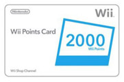 Free Wii Points