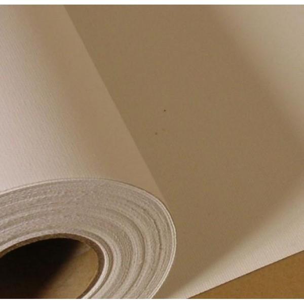 matt textured polyester cotton