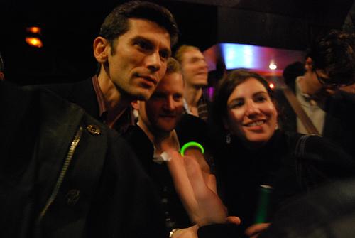 Eric Damien et Mathilde