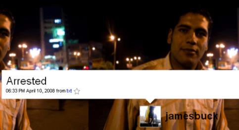 Twitter James Buck