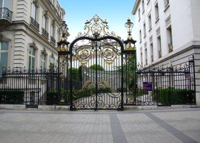 Abercrombie & Fitch Store Paris
