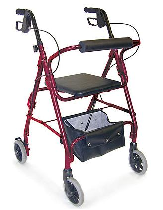 walker roller chair fabric for kitchen chairs seat it s more than an ordinary assistive