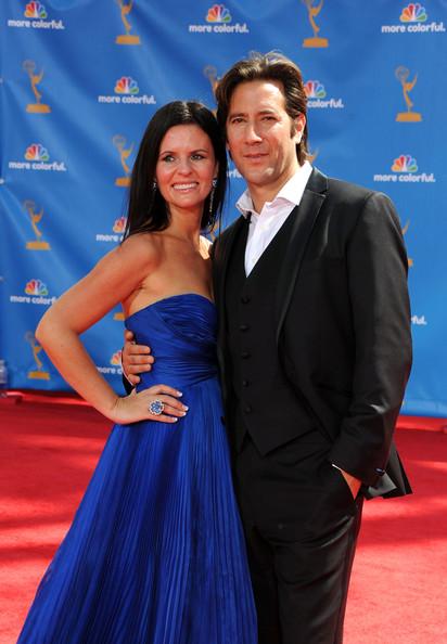 StyleshopUSA Dresses Wife Of Lost Actor Henry Ian Cusick