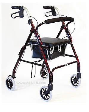 BEST Walker Roller Chair Seat for Seniors  Its More than