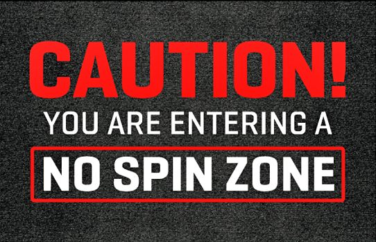 No Spin Zone