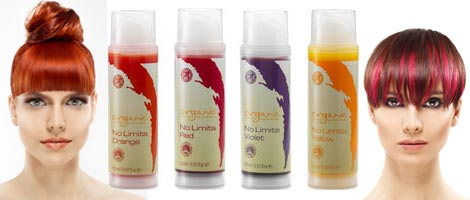 Introducing The No Limits Range Of PPD And PTD Free Hair