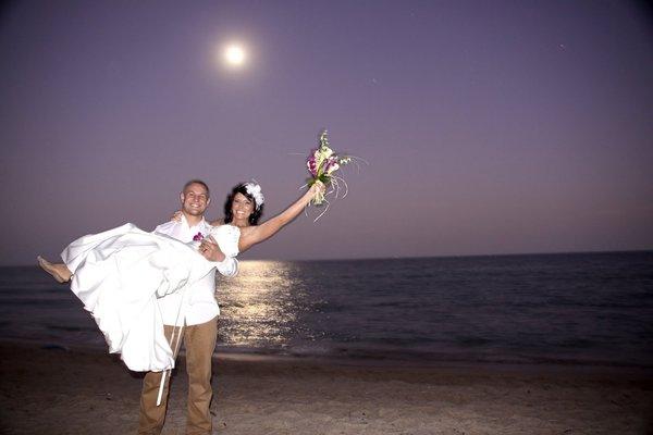 Beach Weddings East Coast