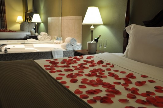 Valentines Day Romance Package In Northeast Alabama