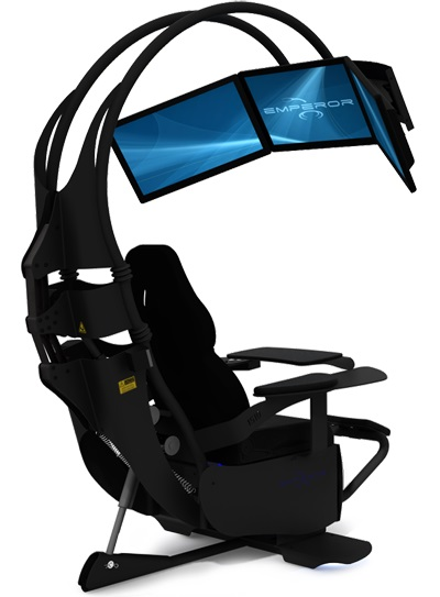 comfortable office chairs for gaming portable high chair camping ergonomic hub | luxury station future today -- lovegizmo.co.uk prlog