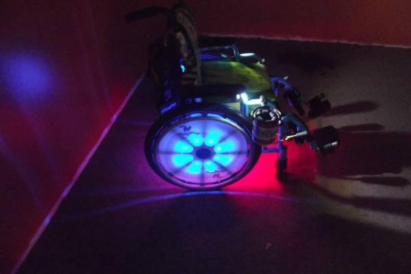 Customized Mobility Takes Pediatric Wheelchairs To Whole