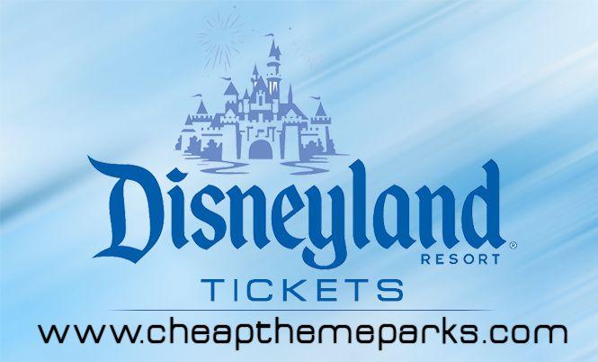 Tickets Disneyland Ca Angeles Los