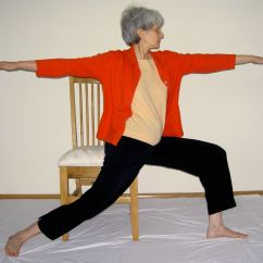 Seated Chair Yoga Poses For Seniors Cane Dining Mary Tellers Ma Lvcyt Ryt 200 Presents Is Right