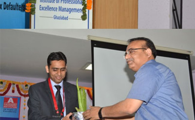 National Seminar On Goods Services Tax Conducted At Ipem