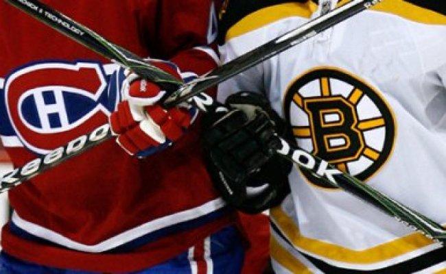 Boston Bruins Vs Montreal Canadiens Tickets Nhl Playoffs