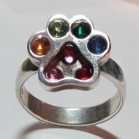 Puppy Paws Inc introduces the Mothers Paw Ring and the ...