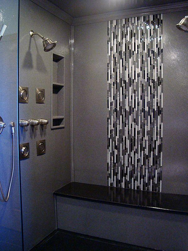 Shower Pans Corner Showers and Bathroom Remodeling for
