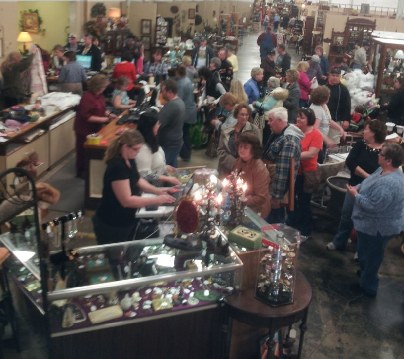 Great American Garage Sale At Relics Antique Mall PRLog