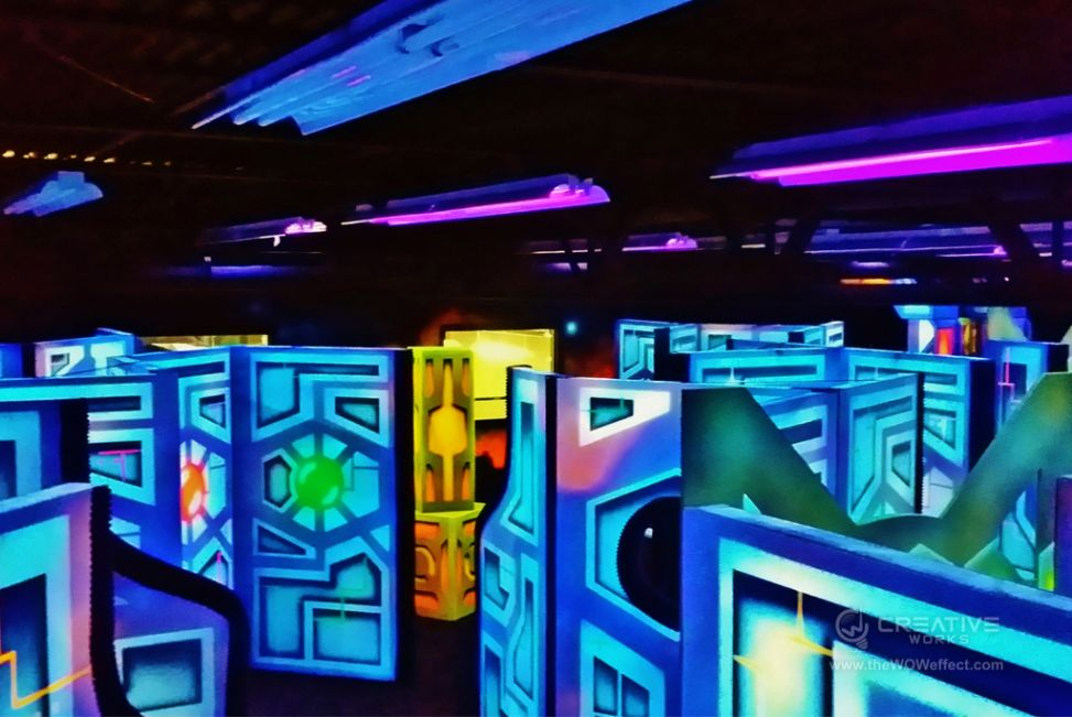 Monster Mini Golf Goes Galactic With Laser Tag Arena  PRLog