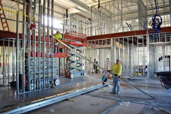 Commercial Interior Construction