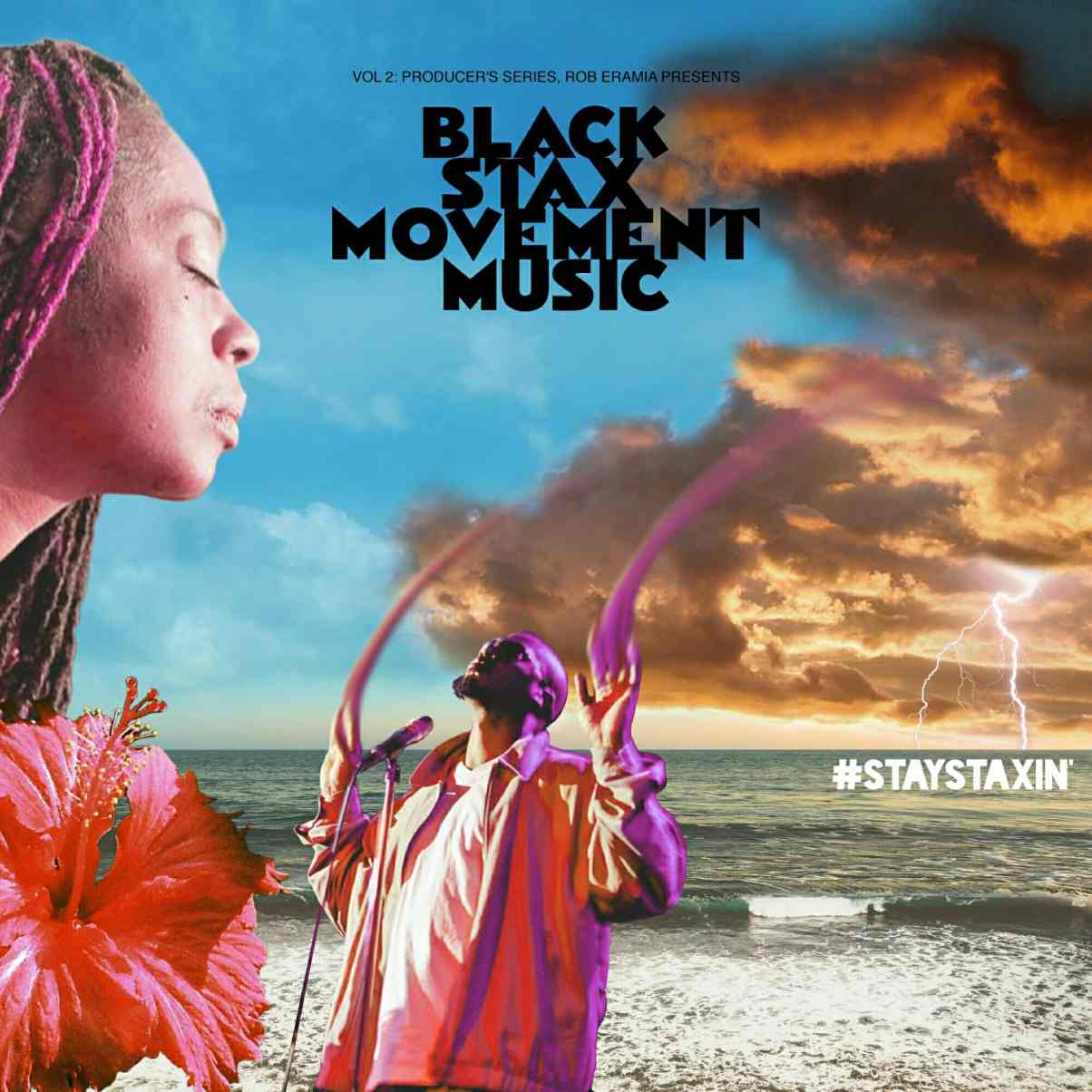 Black Stax EP Movement Music