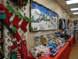 Lifestyles Holiday Store photo by Aeneas Jenkins