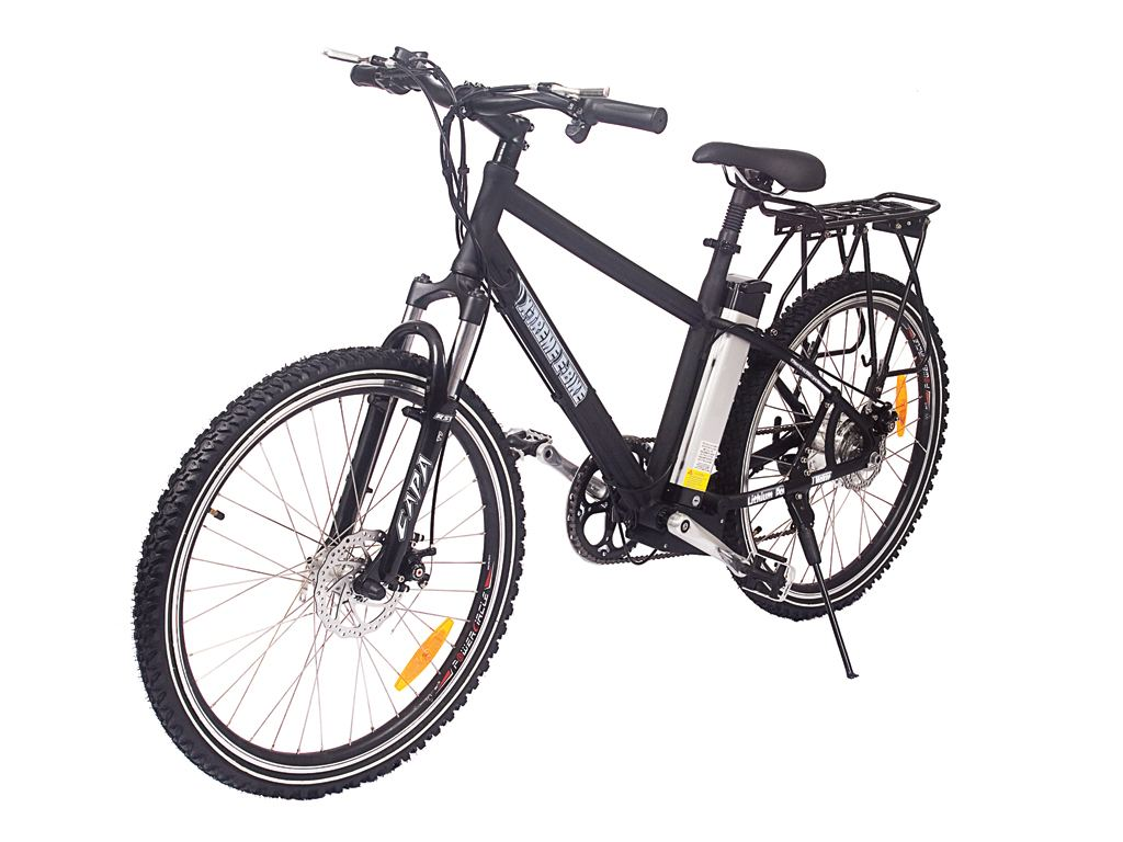 X Treme Trail Maker Electric Mountain Bike Newly Available
