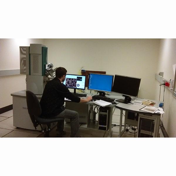 TESCAN VEGA SEM - Geological Workhorse at The University ...