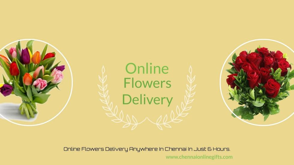 Convenient and Faster Flowers Delivery in Chennai by ...