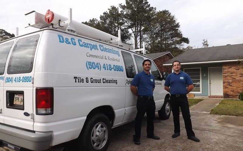DG Carpet Cleaning Offering Exclusive Cleaning Services