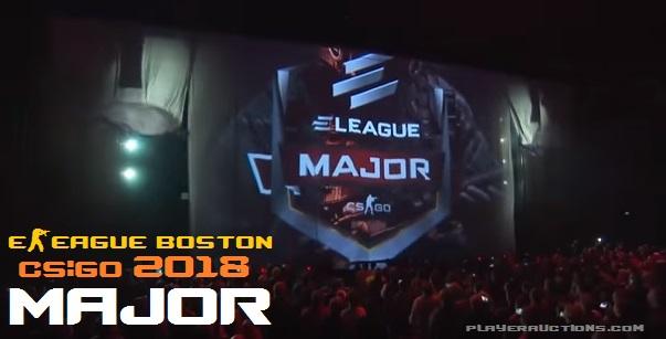 PlayerAuctions Take ELEAGUE Sponsors First CSGO Major Of 2018 Daisy Marino PRLog