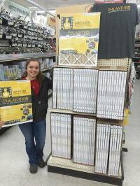 Paulding ACE Hardware Sells PHILANTHRO Furnace Filters ...
